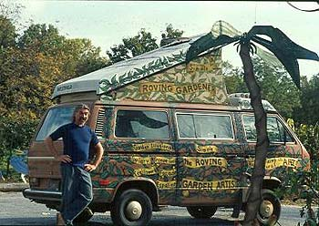 simple and his faithful van